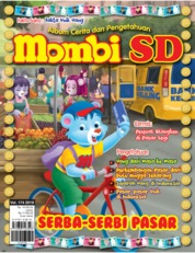 Cover Majalah MOMBI SD ED 174 September 2019