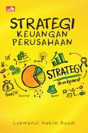 Cover Strategi Keuangan Perusahaan oleh Lukmanul Hakim