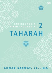 Ensiklopedia Fikih Indonesia 3: Taharah by Ahmad Sarwat Lc., MA Cover
