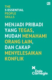 Cover The 5 Essential People Skills (CU Cover baru ISBN LAMA) oleh Dale Carnegie Training