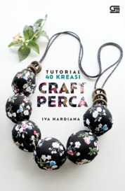 Cover Tutorial 40 Kreasi Craft Perca oleh Iva Hardiana
