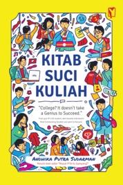 Kitab Suci Kuliah by Andhika Putra Sudarman Cover