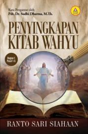 Cover Penyingkapan Kitab Wahyu oleh Rantosari Siahaan