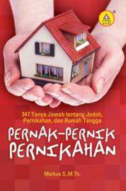 Cover Pernak-pernik Pernikahan, 347 Tanya Jawab Tentang Jodoh,Pernikahan, Dan Rumah Tangga oleh Markus Suyadi