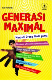 Cover Renungan Generasi Maximal oleh Budi Abdipatra dan Eva Yunita