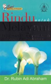 Cover Rindu Untuk Melayani: Seri Pesona Firman oleh Pdt. Dr. Rubin Adi Abraham