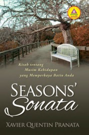 Cover Seasons Sonata oleh Xavier Quentin Pranata