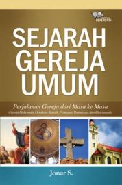 Cover Sejarah Gereja Umum oleh Jonar T.H. Situmorang, MA.