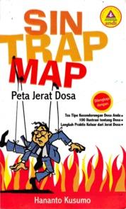 Cover SinTrap Map (Peta Penjerat Dosa) oleh Pdt. Ro, Woo Ho