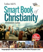 Cover Smart Book Of Christianity Perjanjian Lama oleh Lukas Adi S
