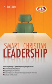 Cover Smart Christian Leadership oleh P. Boestam
