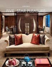 Five Star Pleasure Magazine Cover 2012-2013