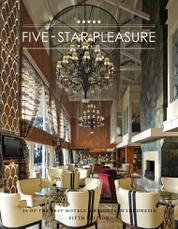 Five Star Pleasure Magazine Cover 2015–2016