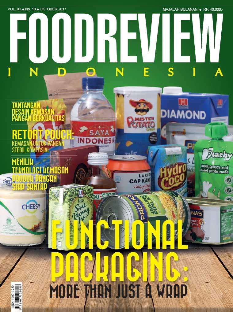 Majalah Digital FOOD REVIEW Indonesia Oktober 2017
