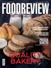 Cover Majalah FOOD REVIEW Indonesia Februari 2017