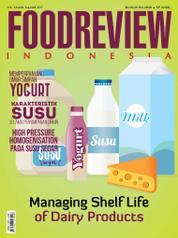 Cover Majalah FOOD REVIEW Indonesia Juni 2017