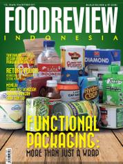 Cover Majalah FOOD REVIEW Indonesia Oktober 2017