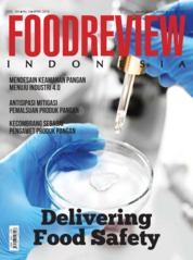 FOOD REVIEW Indonesia Magazine Cover April 2019