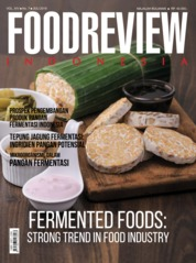 FOOD REVIEW Indonesia Magazine Cover July 2019
