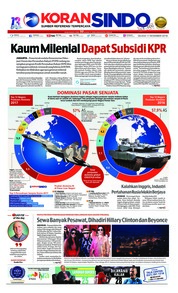 Cover Koran Sindo 11 Desember 2018
