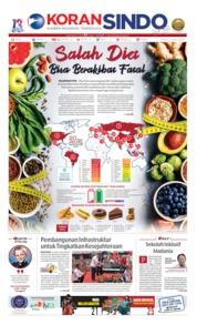 Cover Koran Sindo 05 April 2019