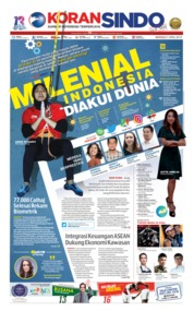 Cover Koran Sindo 07 April 2019