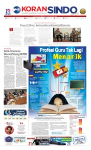 Koran Sindo Cover