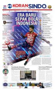 Koran Sindo Cover 18 June 2019