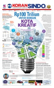 Koran Sindo Cover 18 July 2019