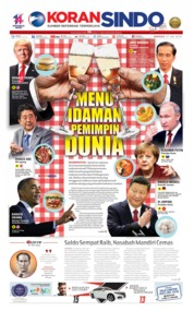 Koran Sindo Cover 21 July 2019