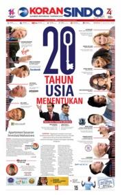 Koran Sindo Cover 04 August 2019