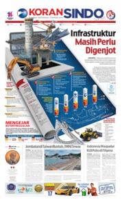 Koran Sindo Cover 03 October 2019