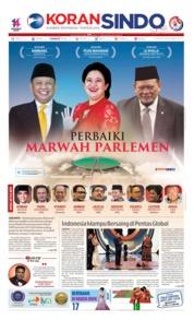 Koran Sindo Cover 04 October 2019