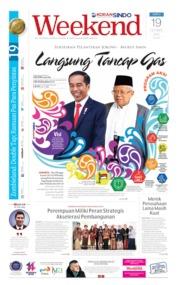 Cover Koran Sindo 19 Oktober 2019