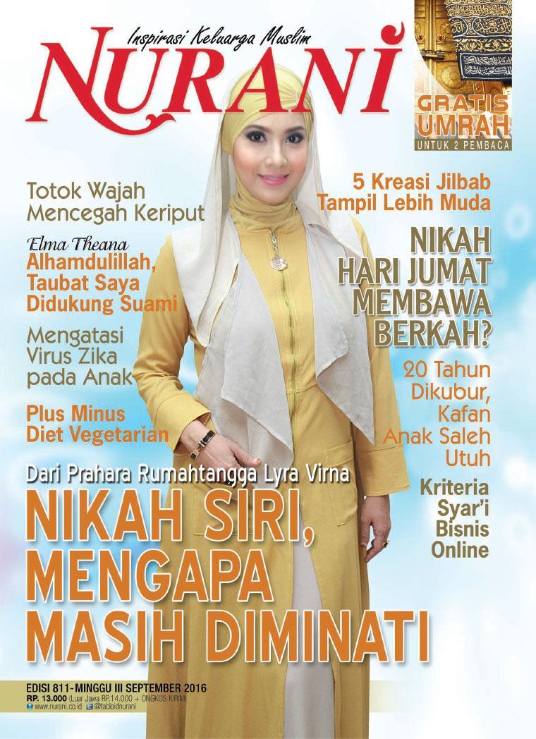 Tabloid Nurani Magazine Ed 811 September 2016 Gramedia Digital