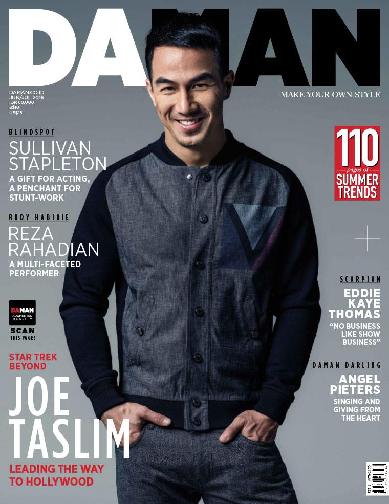 DAMAN Digital Magazine June–July 2016
