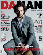 DAMAN Magazine Cover April–May 2015