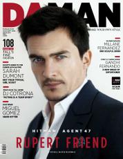 DAMAN Magazine Cover August–September 2015