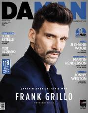 DAMAN Magazine Cover April–May 2016