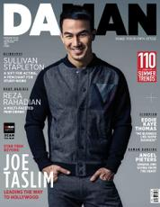 DAMAN Magazine Cover June–July 2016