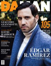 DAMAN Magazine Cover October–November 2016