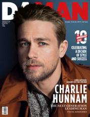 DAMAN Magazine Cover April–May 2017