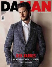 DAMAN Magazine Cover August–September 2017