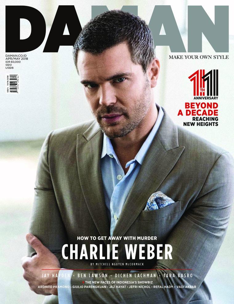 DAMAN Digital Magazine April–May 2018