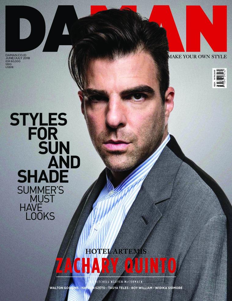 DAMAN Digital Magazine June-July 2018