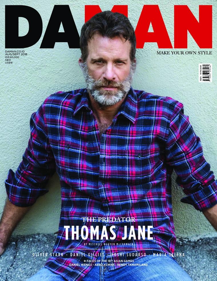 DAMAN Digital Magazine August-September 2018