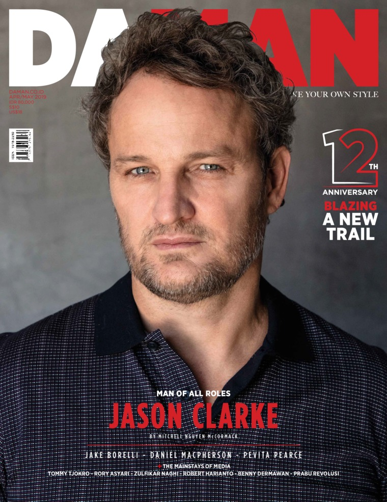 DAMAN Digital Magazine April-May 2019