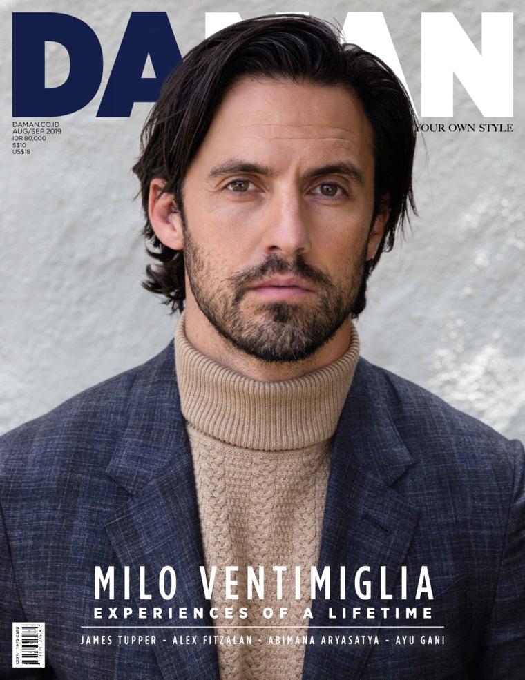 DAMAN Digital Magazine August-September 2019