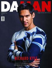DAMAN Magazine Cover