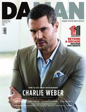 DAMAN Magazine Cover April–May 2018